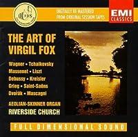 Wagner: The Art of Virgil Fox by Virgil Fox