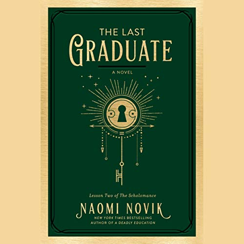 The Last Graduate cover art
