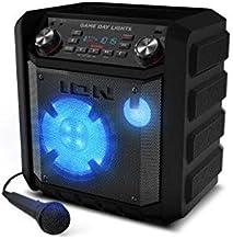 ION Audio GameDayLights Portable Bluetooth Speaker