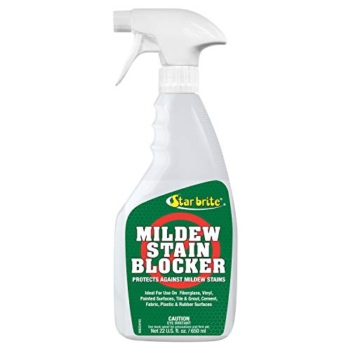 Star brite Mildew Stain Blocker for Boats with Nano Tech Barrier