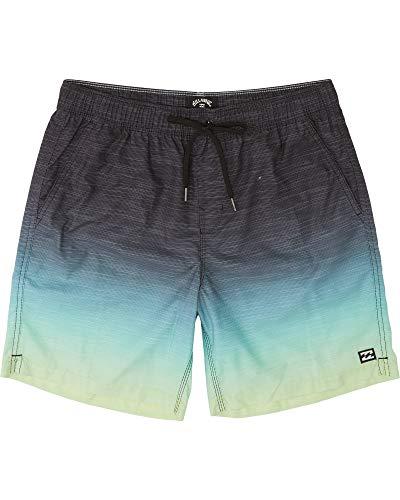 BILLABONG Herren Shorts All Day Faded LB, Citrus, S, S1LB09