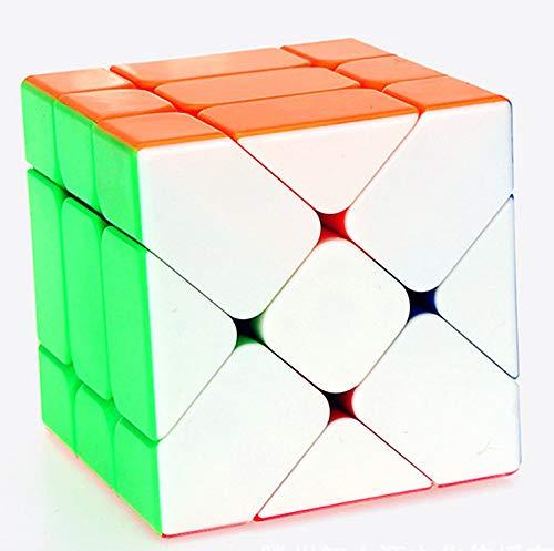 LiangCuber Yongjun YJ YiLeng 3x3 Speed Cube YJ Fisher Cube 3x3x3 Magic Cube Puzzle Stickerless