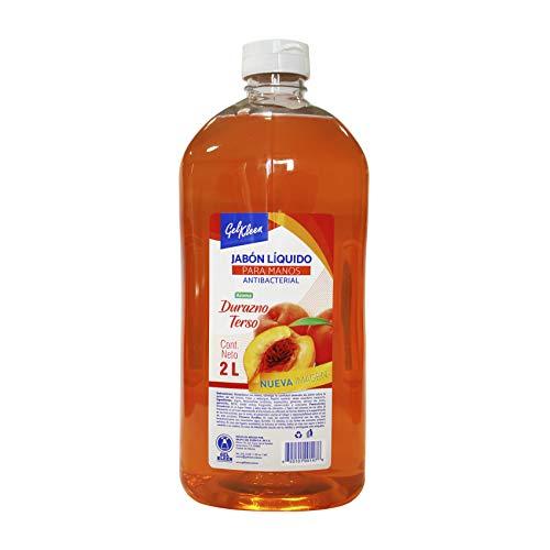 Jabon Liquido Antibacterial marca Gel Kleen