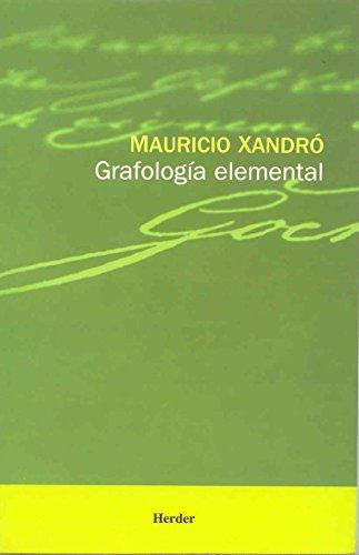 Grafología elemental (Spanish Edition)