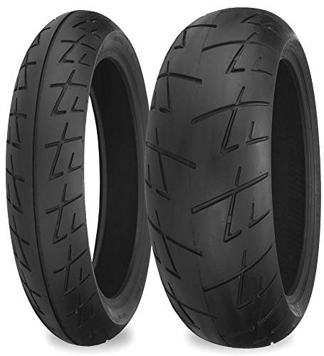 Lowest Prices! Shinko 87-4048 Tire 009 Raven Rear 190/50Zr17 73W Radial