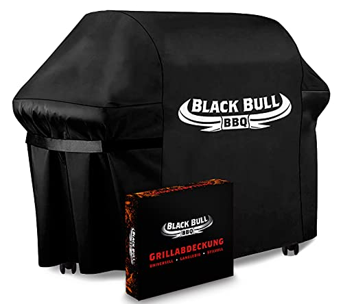 Black Bull BBQ Universelle Bild