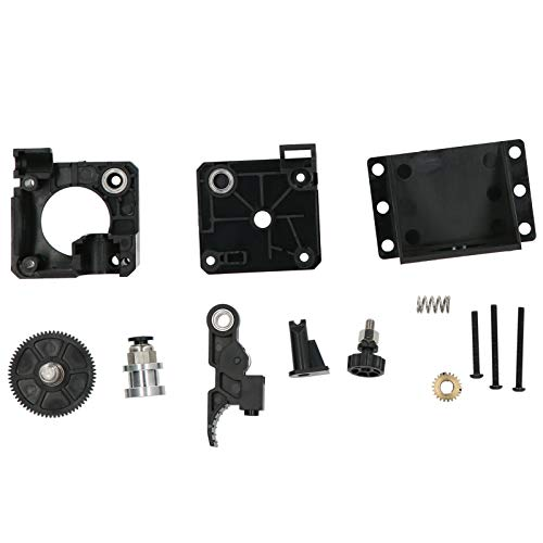 Praktischer Druckerextruder, praktisches Kunststoff-Extruder-Kit, hohe Effizienz für den 3D-Drucker 3D-Druck