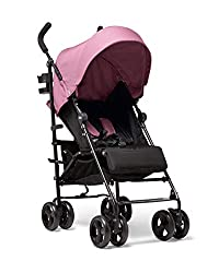 Cruise - A smooth, lightweight design make this buggy the ideal companion for daily strolls Adjustable Back and Leg Rests - The leg and back rests can be adjusted to suit your little one for a more comfortable journey or a lie flat seat, ideal for an...