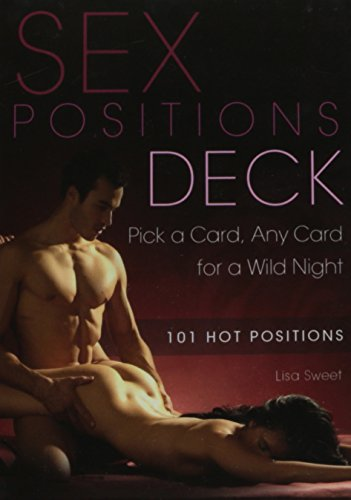Sex Position Deck by Lisa Sweet (2012) Cards