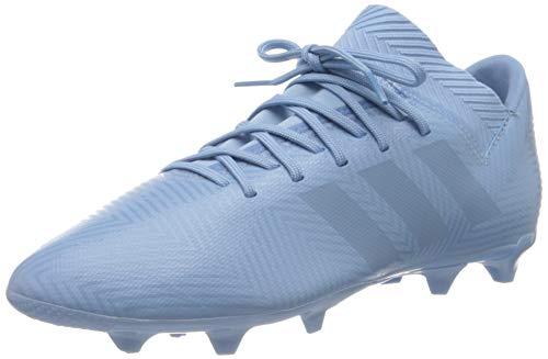 adidas Unisex Nemeziz Messi 18.3 Fg J Fußballschuhe, Blau (Azucen/Azucen/Grinat 0), 37 1/3 EU