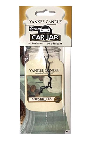 YANKEE CANDLE Auto-Erfrischungs, Karton, Weiß, M