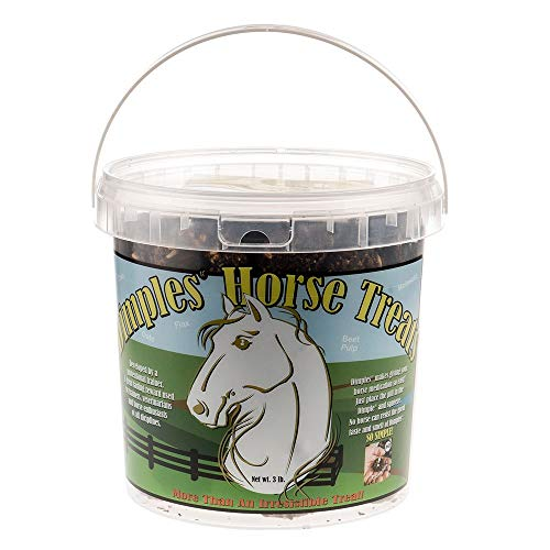 Winding Way Farms Llc Dimples Horse Treats with Pill Pocket 3 LB