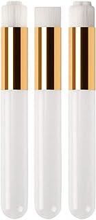 Minkissy 3pcs Pore Cleansing Brushes Soft Nasal Wash Brush Blackheads Removal Brushes Nose Cleaner Nose Shadow Brush