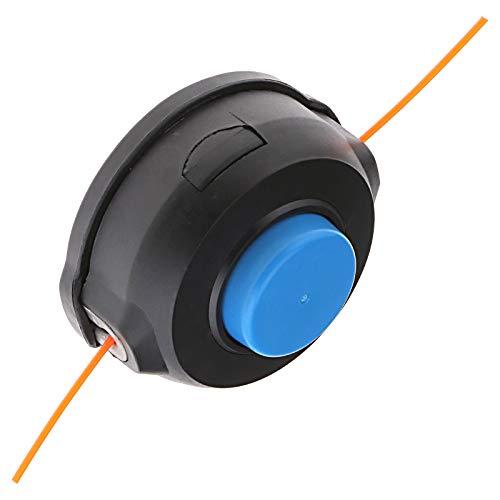 ENET Cabezal de cortadora de cuerda para Husqvarna T25 Mondo 26LC 966674401 537338306