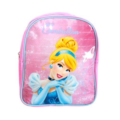 Kids Euroswan - Disney PS56564 Mini sac à dos Mesures 28 x 22.5 x 2.6 cm. princesses
