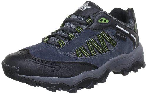 Lico Falcon, Zapatos Low Rise Senderismo Hombre, Negro