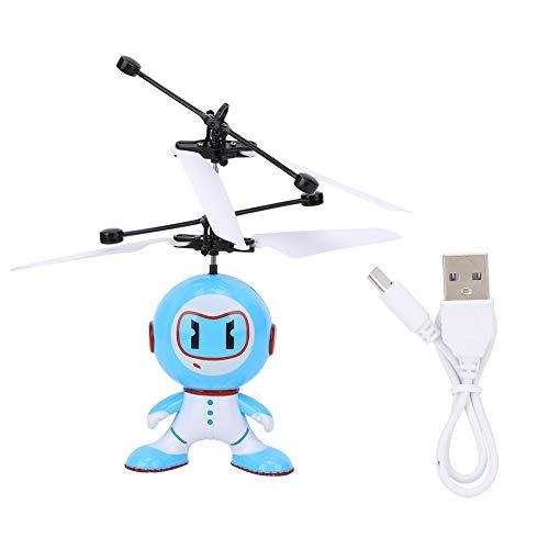 Cocosity Juguete de inducción infrarroja, Robot de inducción, Juguete de Robot Volador, detección portátil para niños Principiantes, Juguete para niños al Aire Libre, Volador