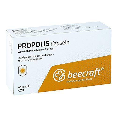 BEECRAFT Propolis Kapseln 60 St