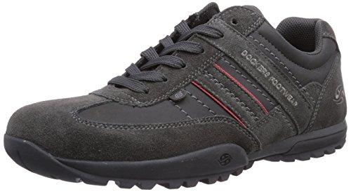 Dockers by Gerli Herren 36HT001-204320 Sneakers, Grau (asphalt 230), 46 EU
