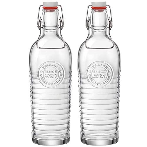 Hogar y Mas Botella Cristal 750ML JANGUE Vintage