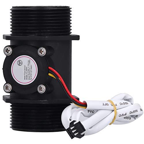 Sensor de flujo de agua DC 3-24V para medidor de flujo de turbina de pasillo de piscina G1.5in YF-DN40
