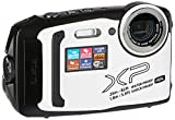 Fujifilm XP140 FinePix Waterproof Digital Camera, White (74366)