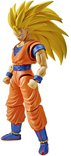 Bandai Hobby Figure-rise Standard Son Goku Super Saiyan 3 Dragon Ball Z Kit de...