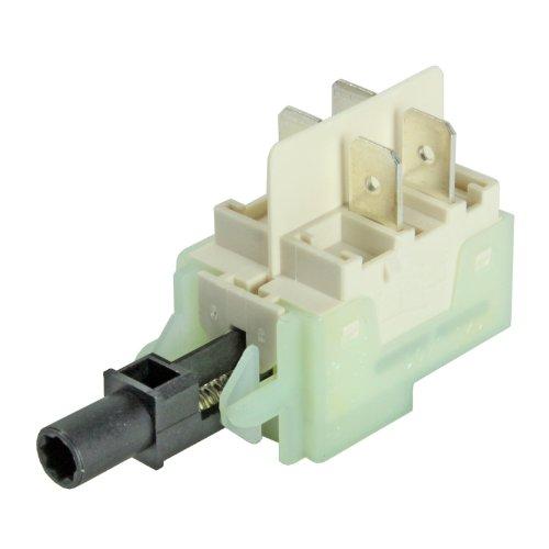 Prolina DWP5512 lavavajillas en botón de apagado interruptor de encendido de la unidad