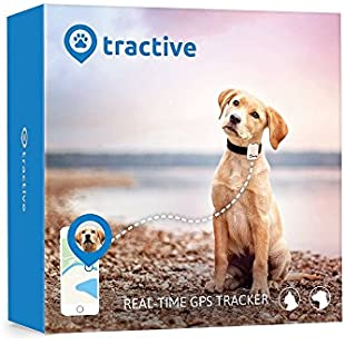 Tractive GPS Tracker for Dogs and Cats - waterproof pet finder collar attachment:Isfreetorrent