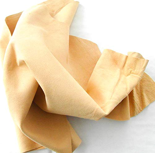 4 sq ft Professional Superior Natural Chamois Leather Car Wash Shammy Cloth