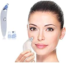 WIDEWINGS Blackhead Remover Tool with Microcrystalline Head Electric Skin Care Facial Pore Cleaner Blackhead Extraction Tool for Men and Women