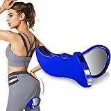 man nuo Super Kegel Exerciser Pelgrip Pelvis Floor Muscle and Leg Inner Thigh Exerciser, Correction Beautiful Buttocks Trainer Exercise Hip Trainer Equipment for Women
