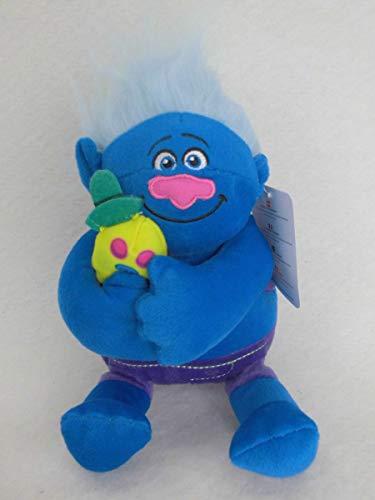 Marabella Trolls Biggi Kuscheltier Stofftier Teddy Plüschfigur Plüsch 20, 25 oder XL 46cm, Größe der Plüschfigur:ca. 20cm