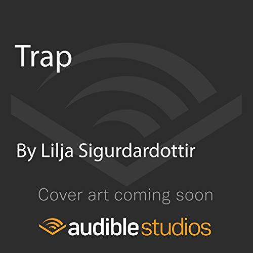 Trap audiobook cover art