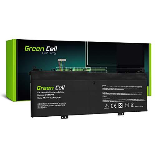 Green Cell Akku für Lenovo Yoga 2 13 20344 20345 80DM 80DN Laptop (4400mAh 11.1V Schwarz)