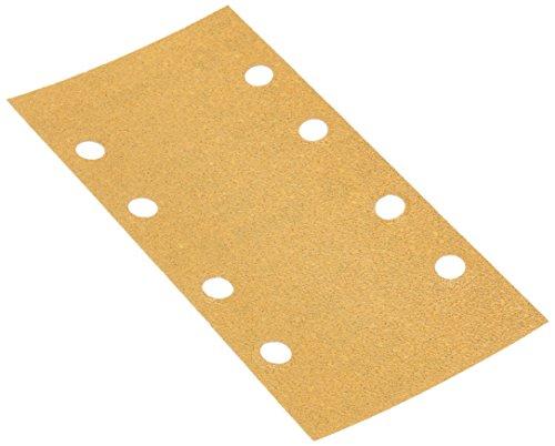 Bosch Professional Schleifblatt für Schwingschleifer Holz und Farbe Best for Wood and Paint (50 Stück, Körnung 60, C470)