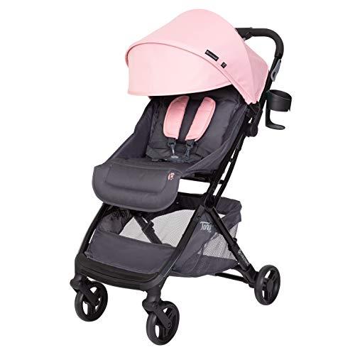Baby Trend Tango Mini Stroller, Quartz Pink