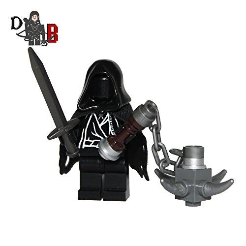 Demonhunter Bricks Maßangefertigete Herr der Ringe Witch King / Ringgeist Minifigur