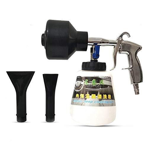 HHuin Duckbill Blackhead Foam Gun neumático automotriz interior de limpieza profunda máquina de alta presión lavadora herramienta