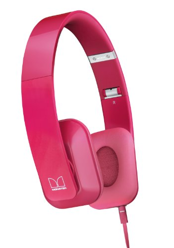 Nokia WH-930 Cuffie Stereo HD, 3,5 mm, Rosa