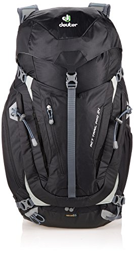 DEUTER ACT Trail PRO 34 Black