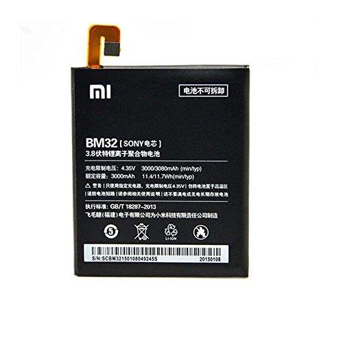 Xiaomi Mi4, Mi4 4G, Mi4W, Leo, 4 Baterías Li-ion 3080mAh, BM32