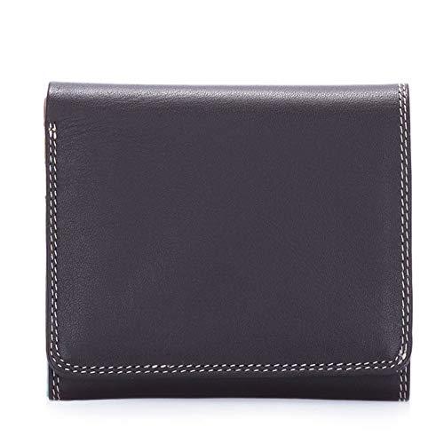 mywalit 123 Geldbörse aus Leder mit Fach für Geldscheine, in Geschenkbox, Braun - mokka - Größe: Einheitsgröße