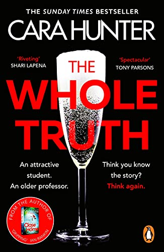 The Whole Truth: The new 'impossible to predict' detective thriller by [Cara Hunter]