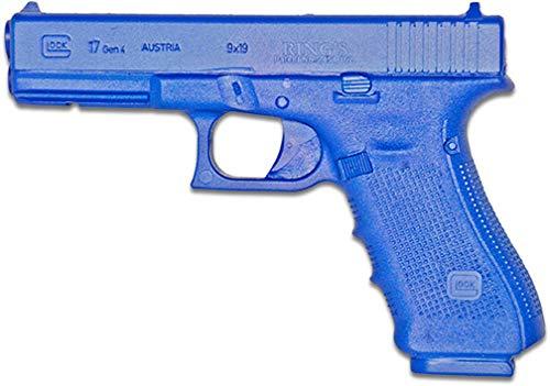 BlueGuns Training Replica Handgun, Non Weighted, Blue, Compatible with Glock 19 23 32...
