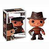 cheaaff Funko-Pop-Original 02 Eine Actionfigur in Der Straße Nightmare ELM Freddy Krueger PVC-Puppen...