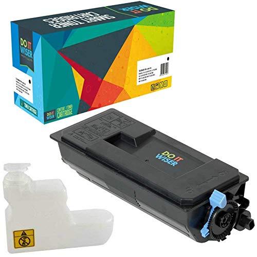 Do it wiser kompatible Toner als Ersatz für Kyocera TK3100 TK-3100 FS 2100DN FS-2100D M3040DN M3540 1T02MS0NL0 (Schwarz)