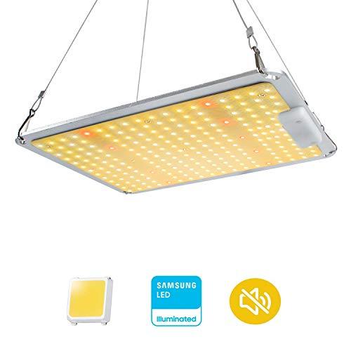 Corayer Neueste Led Pflanzenlampe 1000W Sonnenähnliche Vollspektrum Led Grow Lampe mit IR & Dimmer Led Grow Light für Zimmerpflanzen, Blume, Gemüse