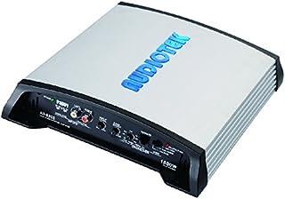 Audiotek AT820S 2 Canales Clase AB 2 Ohm Estable 1500 W ESTÉREO DE Coche con Control DE Bajos