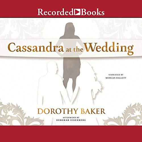 Cassandra at the Wedding audiobook cover art